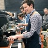 Breakfast at the Extract roastery: Wednesday, April 18th