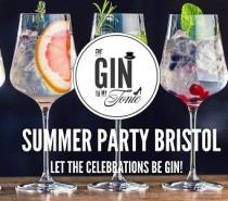 The Gin To My Tonic Summer Party: August 3rd and 4th