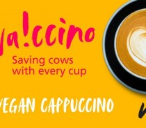 Enjoy a free vegan cappuccino on January 25th!