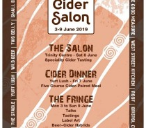 Cider Salon Bristol returns this June