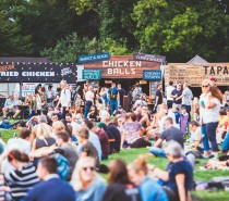 Mouthwatering food line-up for this year's Downs Festival!
