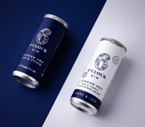 New ready-to-drink range from 6 O'clock Gin
