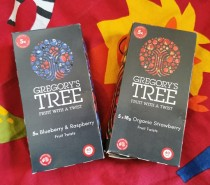 Gregory's Tree Fruit Twists: Review