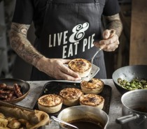 Raise funds for NHS Charities Together with Pieminister!