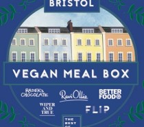 New Bristol Vegan Meal Box from RaviOllie