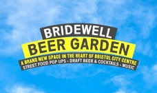 Bridewell Beer Garden to open on July 4th