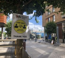 Wapping Wharf urges people to support its indies – responsibly
