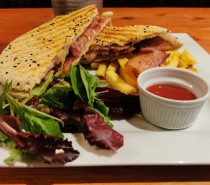 Grounded, Bedminster Parade: Review