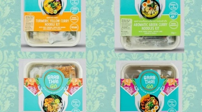 Win Thai meal kits from Grab Thai Go!