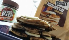 JimJams spreads and Griddle pancake mix: Review