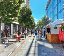 Local food and drink to come to Finzels Reach Market