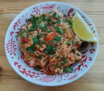 Recipe: Portuguese Seafood Rice by 44 Foods