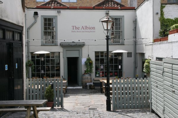 St Austell Brewery Take Over The Albion Clifton Village