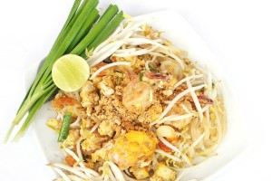 Leftover turkey pad thai recipe, courtesy of The Devilled Egg Kitchen Academy