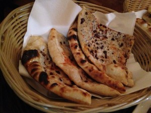 Meluha chocolate naan
