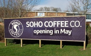 Soho Coffee Bradley Stoke