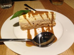 Turtle Bay - Banana Toffee Cheesecake