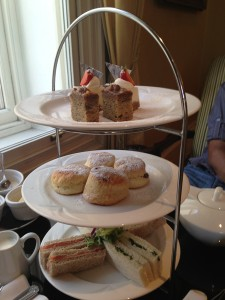 Marriott Royal - Afternoon Tea