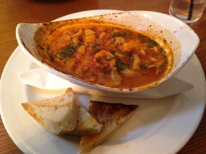 Mezze at The Anchor - Bouillabaisse