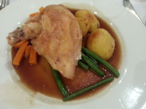 Fanny Cradock - Chicken