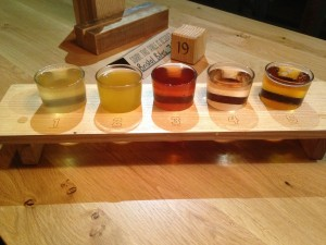 The Stable - Cider Tasting Board