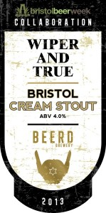 Bristol Cream Stout