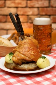 Bavarian Beerhouse Meat Feast