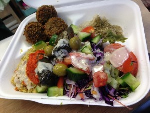 Edna's Kitchen - Mezze Salad Box