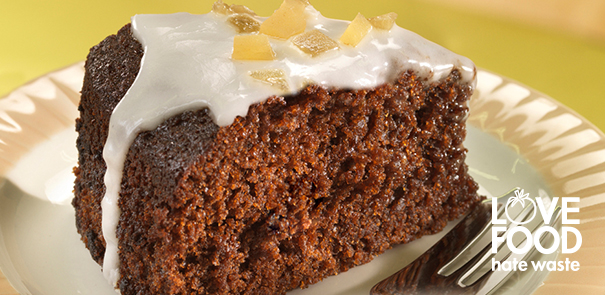 Black Treacle Ginger Cake Recipe