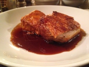 Hotel du Vin Bristol - Pork Belly