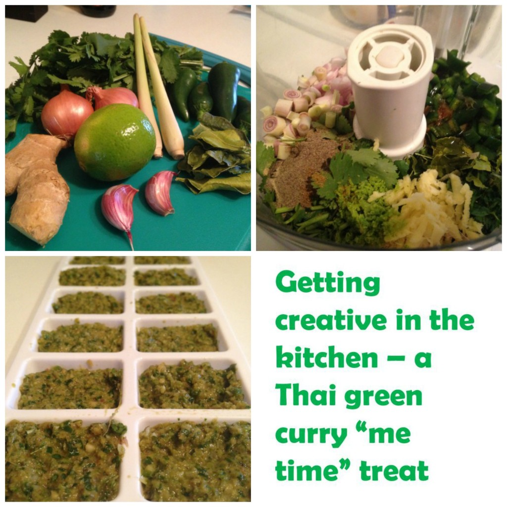Thai green curry collage, #shop, #cbias, #collectivebias