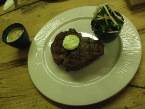 Yurt Lush - Steak
