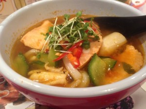 Yo! Sushi - Spicy Seafood Udon