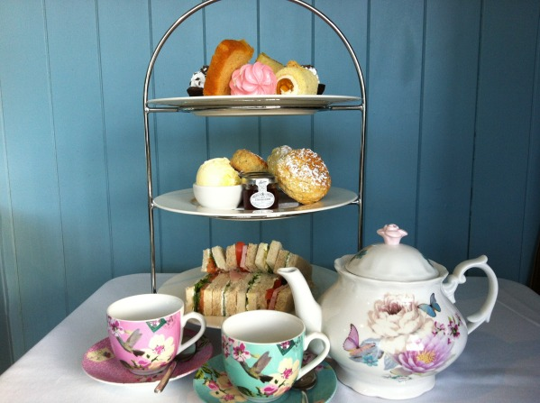 Afternoon Tea Cakes Delivered