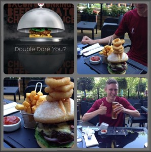 Bristol Marriott Royal Burger Challenge