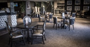 The newly revamped restaurant area at the Steakhouse & Grill in Congresbury