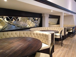 Aquila Restaurant - Downstairs Seating