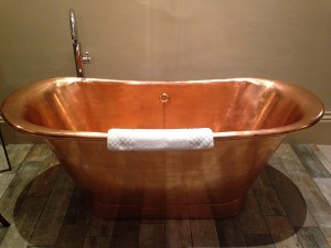 Kings Head Cirencester - Copper Bath