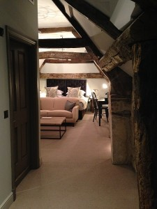 Kings Head Cirencester - Guest Room
