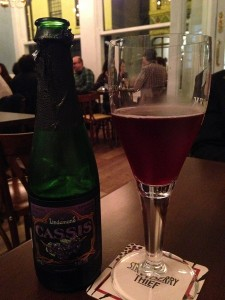 Strawberry Thief - Lindemans Cassis
