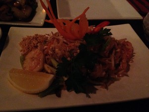 Koh Thai Tapas - Prawn Phad Thai