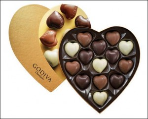 Image from www.godivachocolates.co.uk