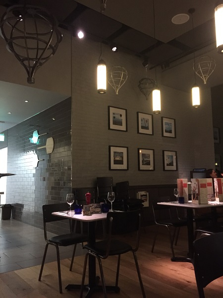 Pizzaexpress Cabot Circus Review Bristol Bites