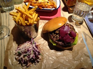 Turtle Bay - Street Burger
