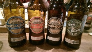 Brewhouse & Kitchen - Innis Gunn Beers