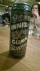Brewhouse & Kitchen - Innis Gunn Lager
