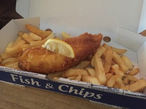 Catch22 - Cod and Chips