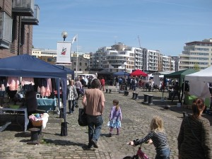 Brunel Sq Market May 3
