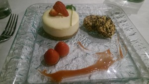 Winford Manor - Dessert