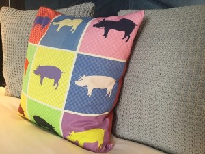 Hoxton Shoreditch - Cushions
